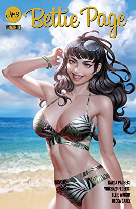 Bettie Page (2020) #3