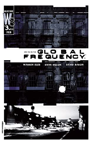 Global Frequency No.3 (sur 12)