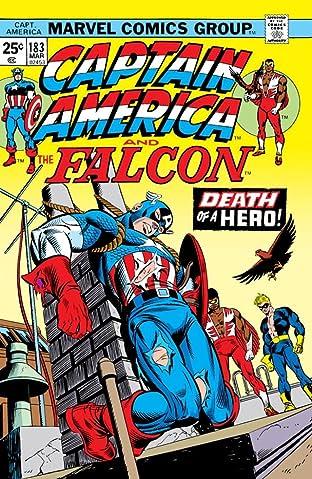 Captain America (1968-1996) #183