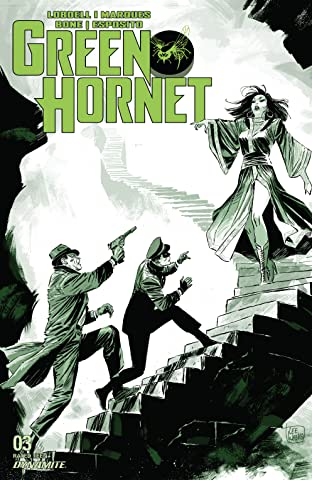 The Green Hornet (2020) #3