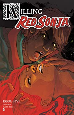 Killing Red Sonja #5