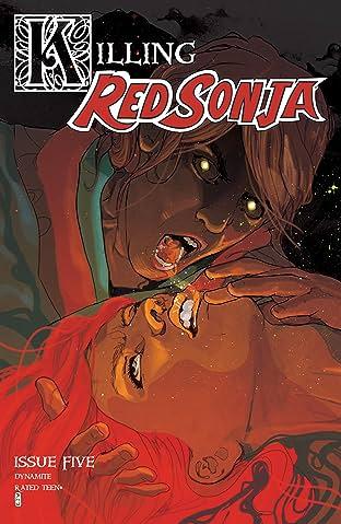 Killing Red Sonja #5