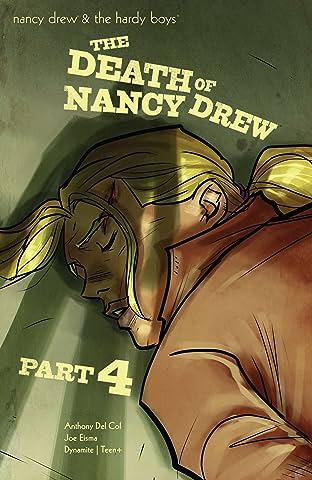 Nancy Drew & The Hardy Boys: The Death of Nancy Drew #4
