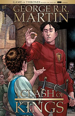 George R.R. Martin's A Clash of Kings: The Comic Book Vo. 2 #7