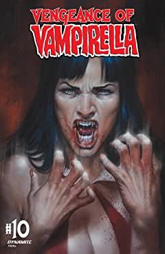 Vengeance of Vampirella #10
