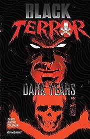 Black Terror (2019-): Dark Years