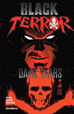 Black Terror (2019-): Dark Years