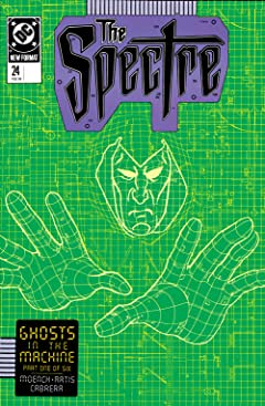 The Spectre (1987-1989) #24