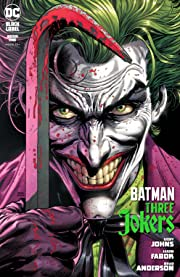 Batman: Three Jokers (2020) #1
