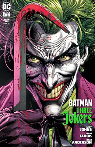 Batman: Three Jokers (2020) No.1