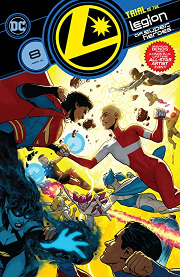 Legion of Super-Heroes (2019-) #8