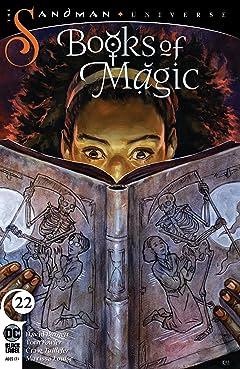Books of Magic (2018-) #22