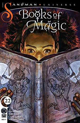 Books of Magic (2018-) #22