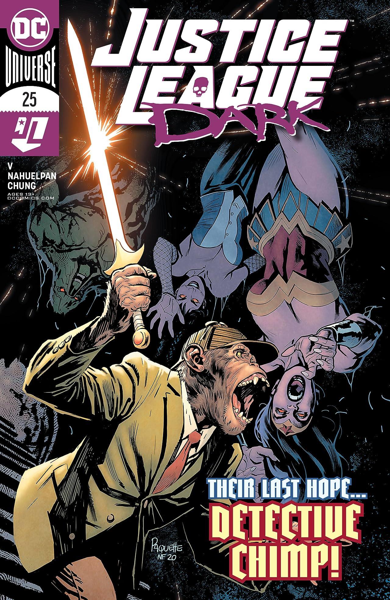 Justice League Dark (2018-) #25