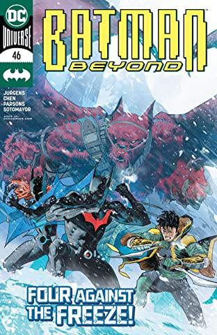 Batman Beyond (2016-) #46