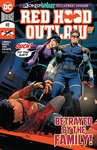 Red Hood and the Outlaws (2016-) #48