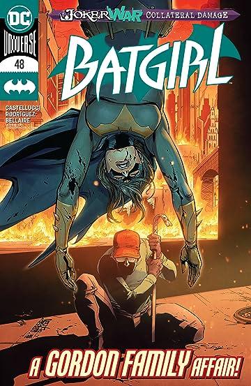 Batgirl (2016-) #48