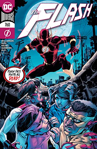 The Flash (2016-) #760