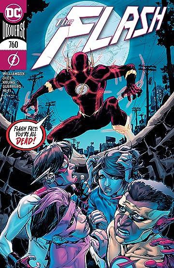 The Flash (2016-) #760