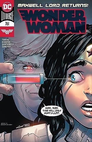 Wonder Woman (2016-) #761