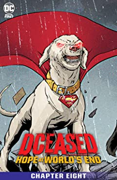 DCeased: Hope At World's End (2020) #8