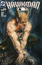 Hawkman (2002-2006) No.20