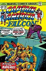 Captain America (1968-1996) #187
