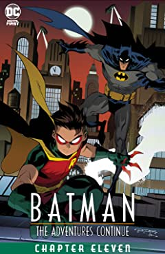 Batman: The Adventures Continue (2020-) #11