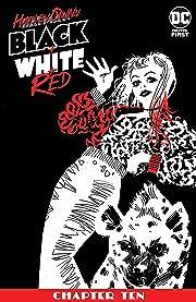 Harley Quinn Black + White + Red (2020-) #10