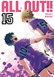All-Out!! Tome 15