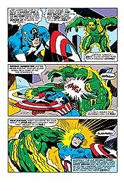 Captain America (1968-1996) #188