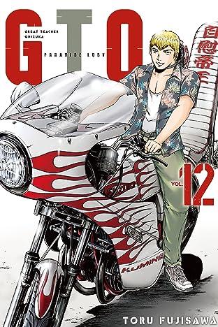 GTO: Paradise Lost Tome 12