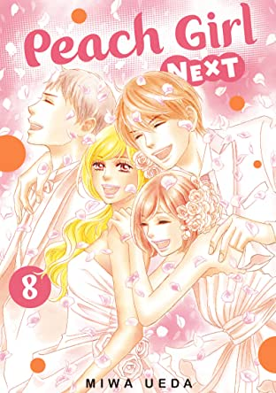 Peach Girl NEXT Vol. 8