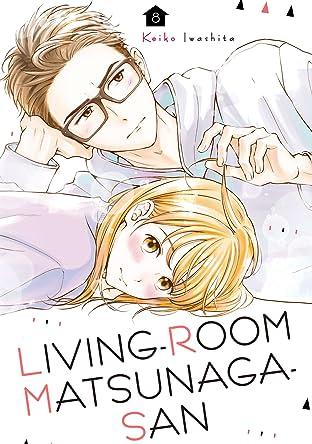 Living-Room Matsunaga-san Vol. 8