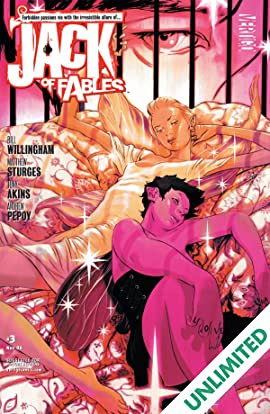 Jack Of Fables #3