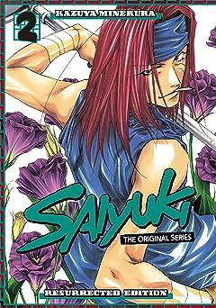 Saiyuki Vol. 2