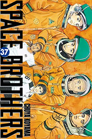 Space Brothers Vol. 37