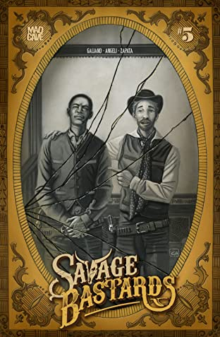 Savage Bastards #5