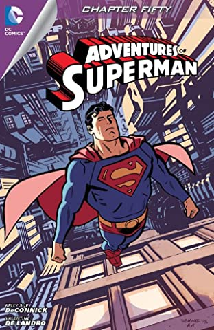 Adventures of Superman (2013-2014) #50