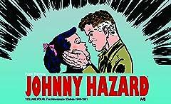 Johnny HazardThe Newspaper Dailies 1949-1951 Vol. 4