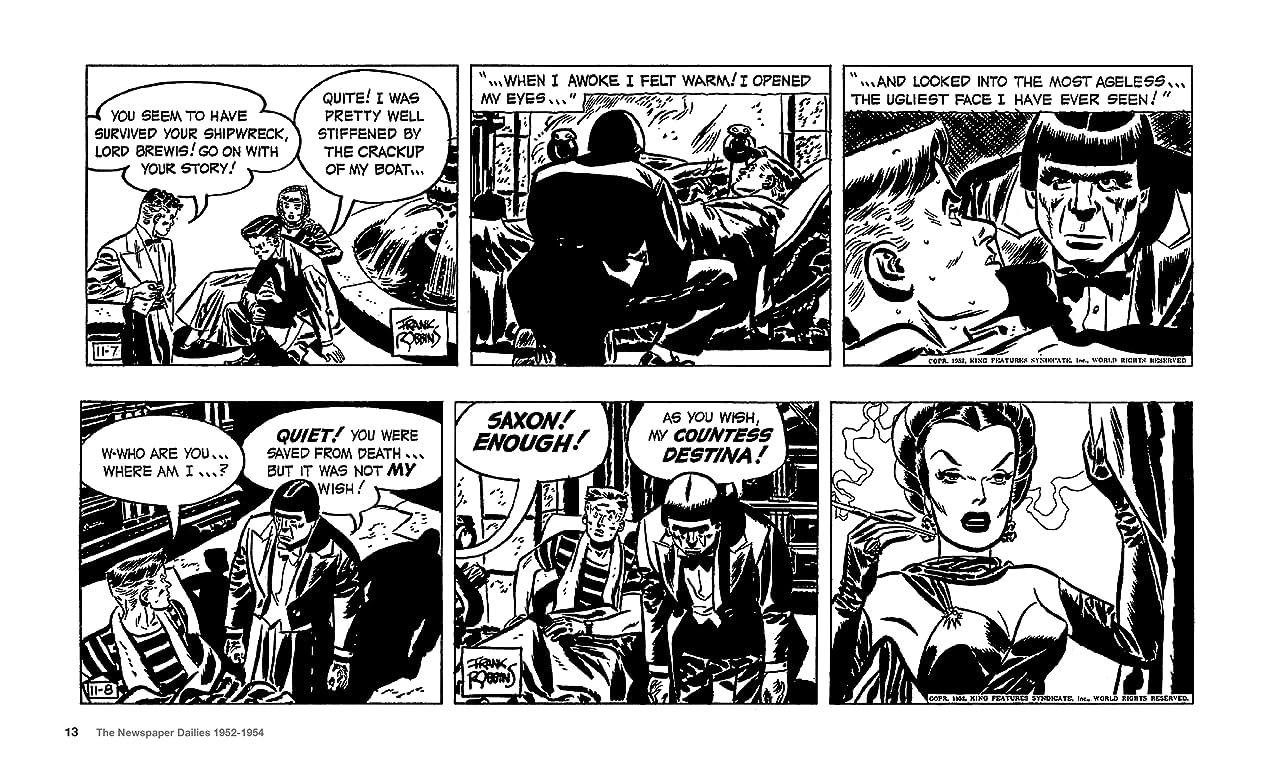 Johnny HazardThe Newspaper Dailies 1952-1954 Vol. 6