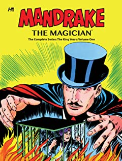 Mandrake the MagicianThe Complete King Years Vol. 1