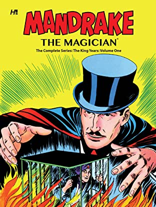 Mandrake the Magician The Complete King Years Vol. 1