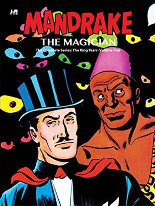 Mandrake the Magician The Complete King Years Vol. 2
