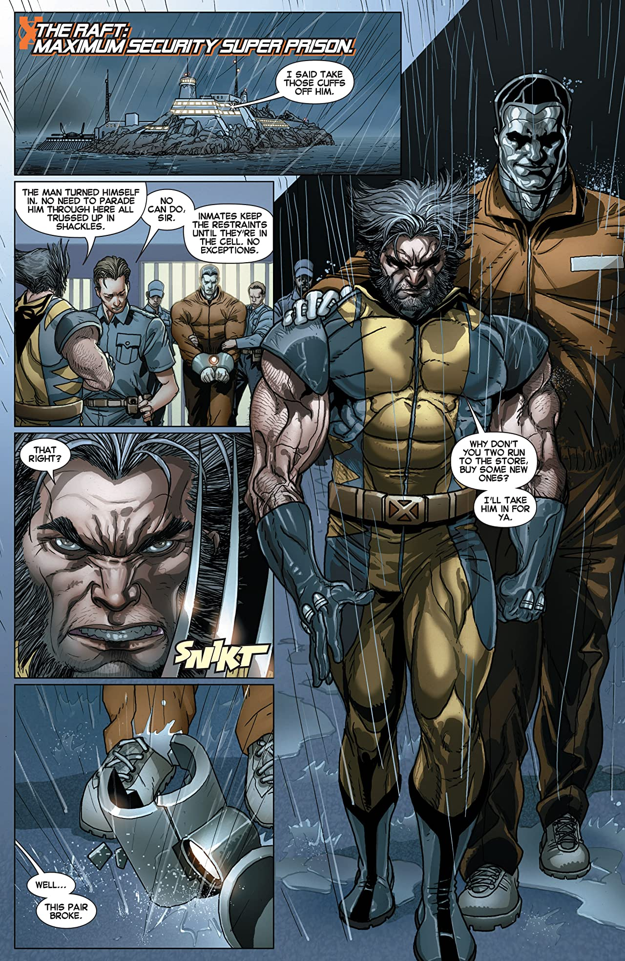 Cable and X-Force Vol. 2: Dead Or Alive