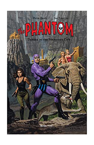 The Phantom: Danger in the Forbidden City Vol. 1