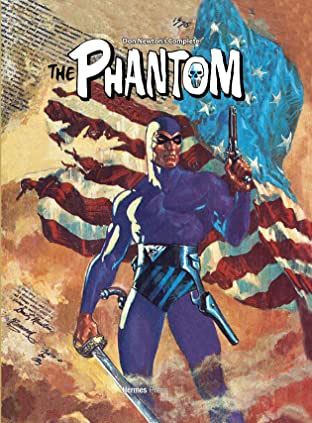 The Phantom: The Complete Don Newton Charlton Years Vol. 1