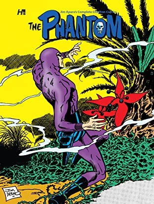 The Phantom: The Complete Jim Aparo Charlton Years Vol. 1