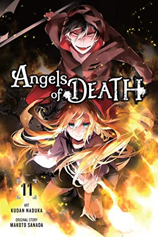 Angels of Death Vol. 11