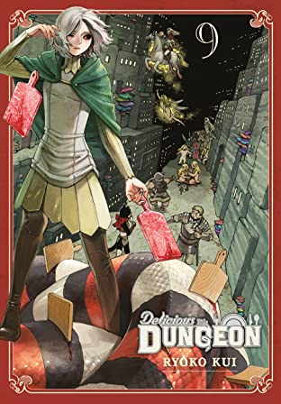 Delicious in Dungeon Tome 9